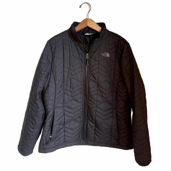 The North Face Black Bombay Women's Jacket XL